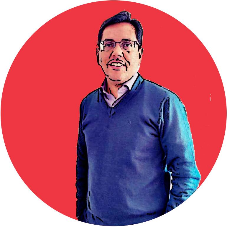 Akhil Laroiya brand whisperer, startup specialist, the logical innovator